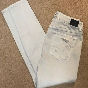 American eagle brand skinny jeans